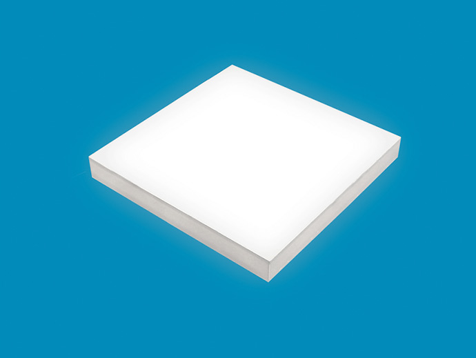 LumiFrost™ Diffused LED Light Panel | Built-In Diffusion